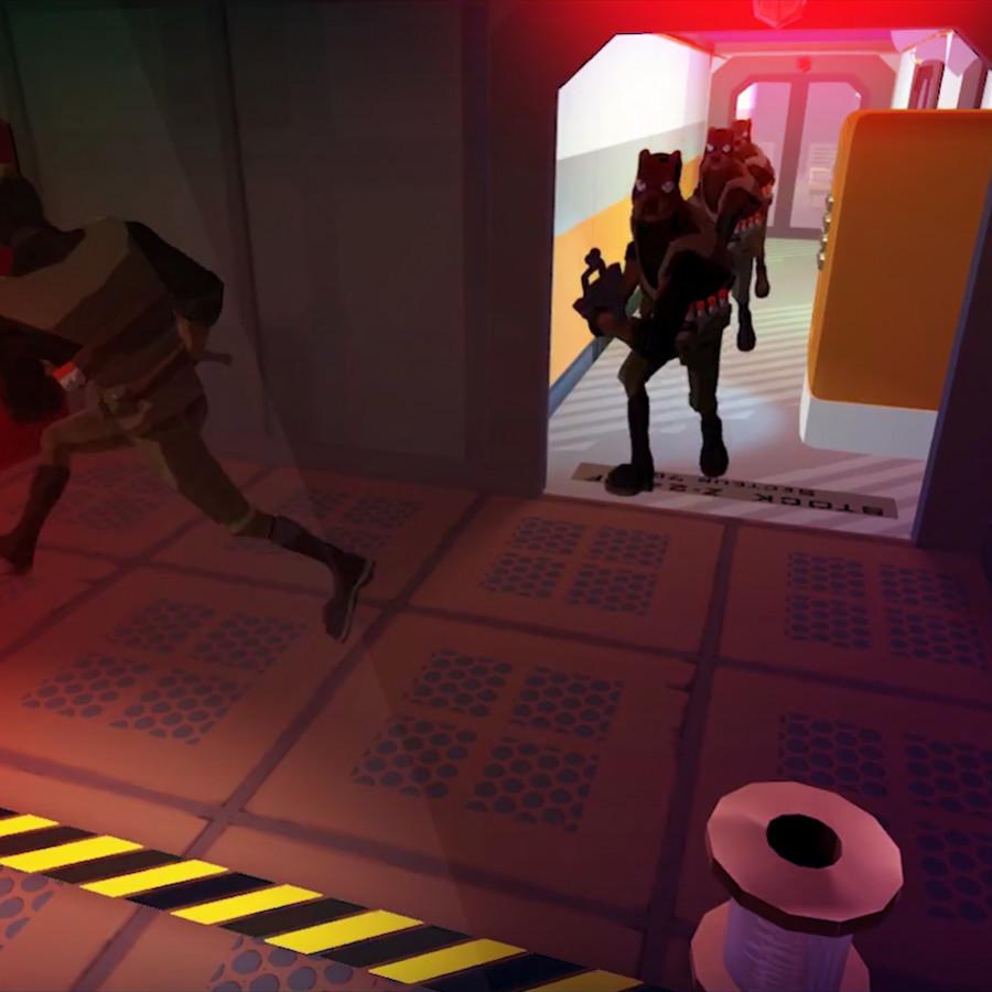 ZONE 42 : jeu vidéo réalisé à l'ETPA