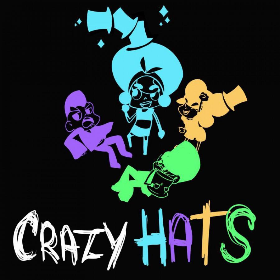 crazy hat