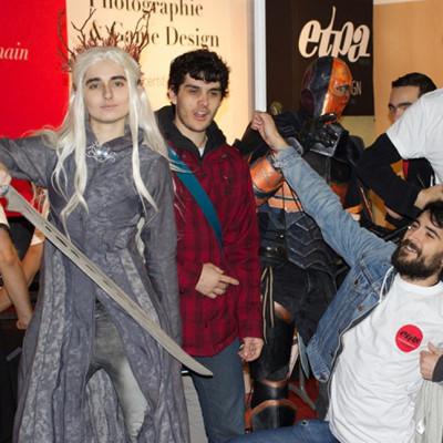 ETPA au Toulouse Game Show