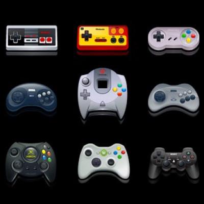 Joypad, joystick et manettes de jeux vidéo