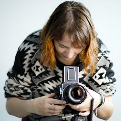 Etudiante photo à ETPA, école du réseau Icônes