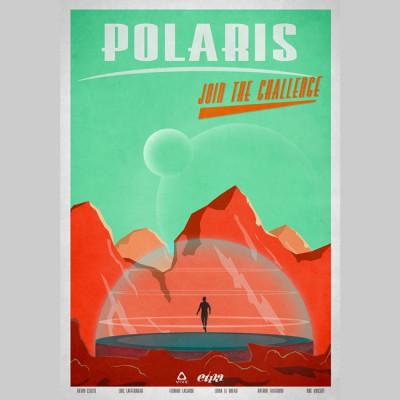 Polaris le jeu ETPA 2018 en Réalité Virtuelle