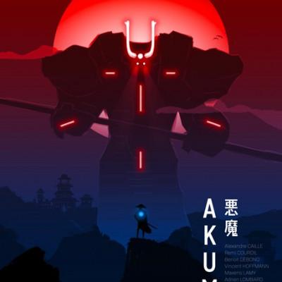 akuma, jeu vidéo réalisé à l'ETPA