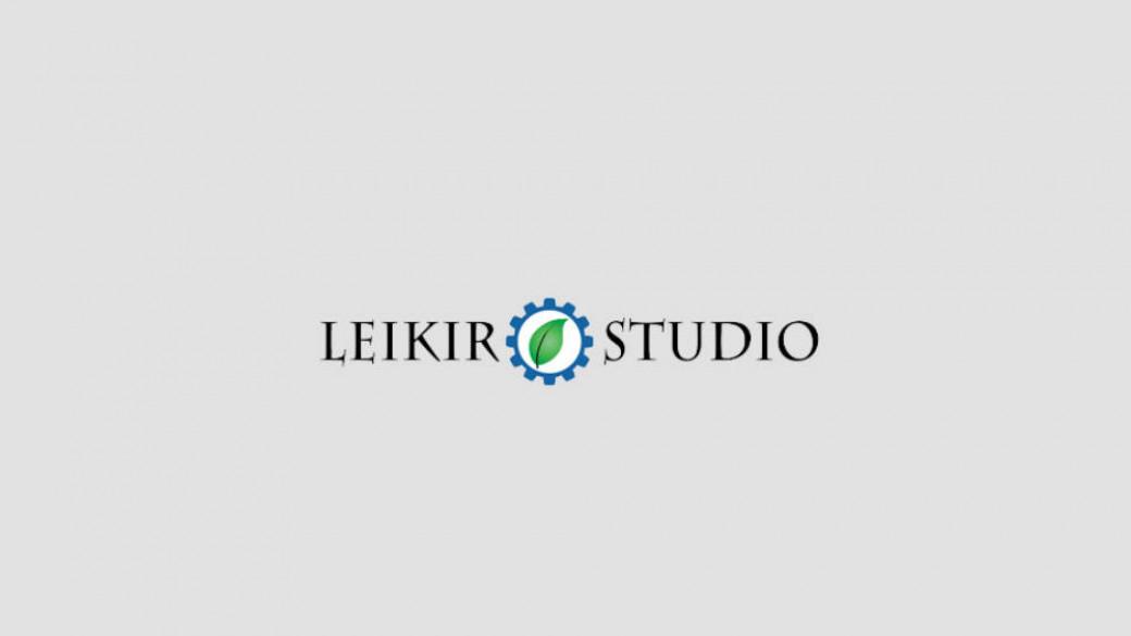leikir studio logo
