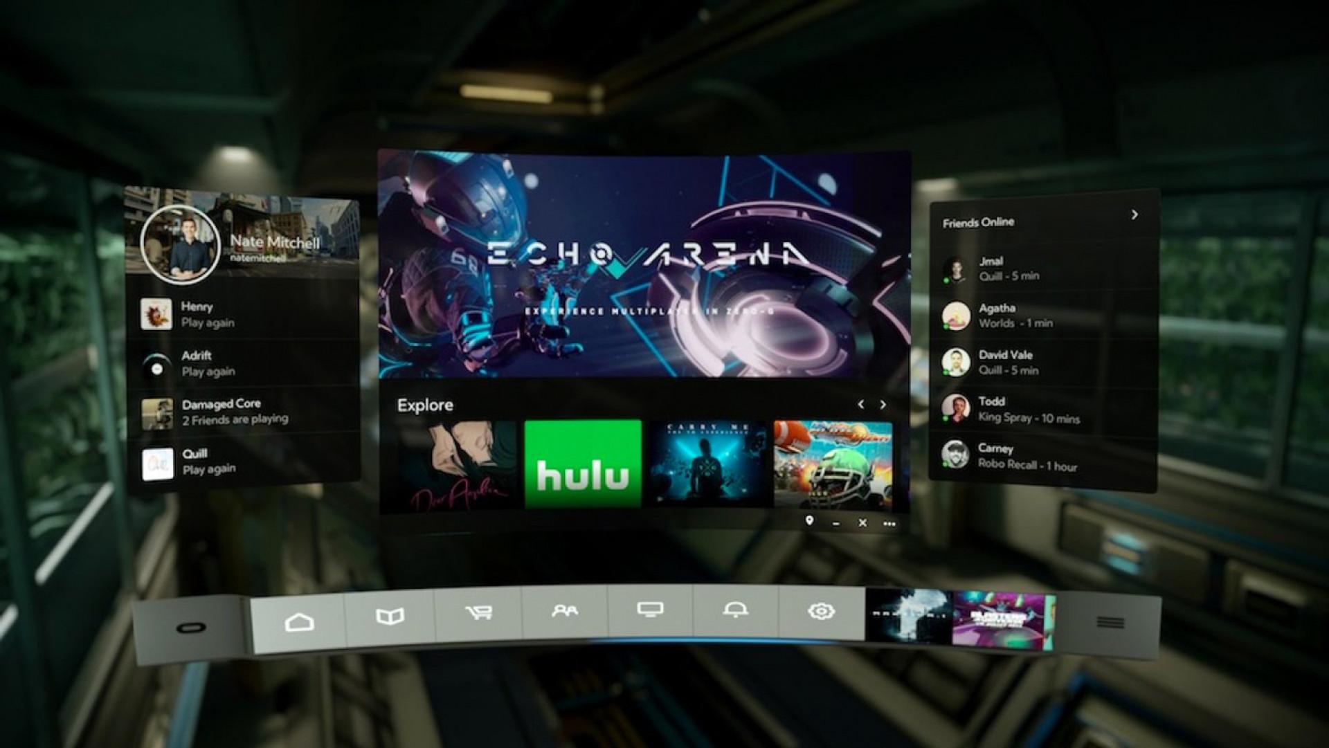 Oculus dévoile son Rift Core 2.0