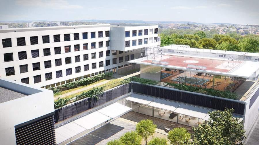 ETPA Campus de Montpellier
