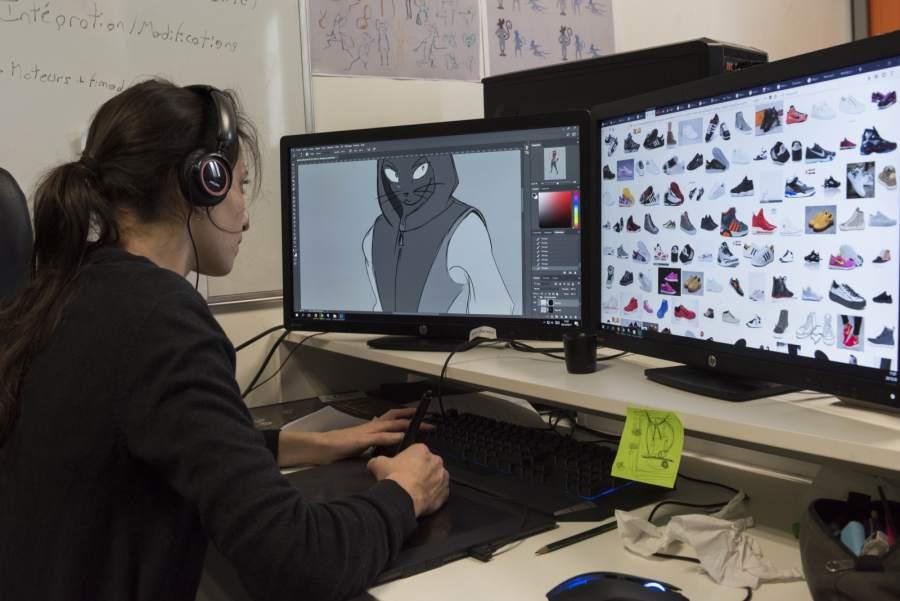 Fiche métier jeux vidéo : Technical artist