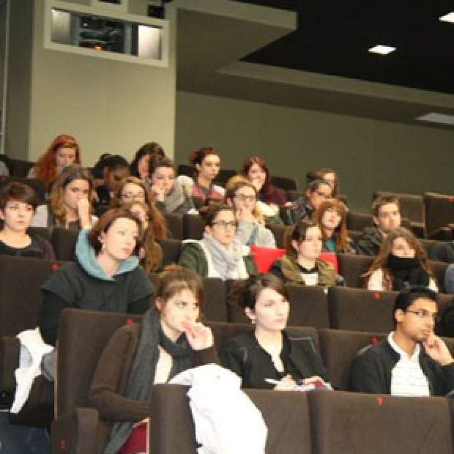 étudiants ETPA