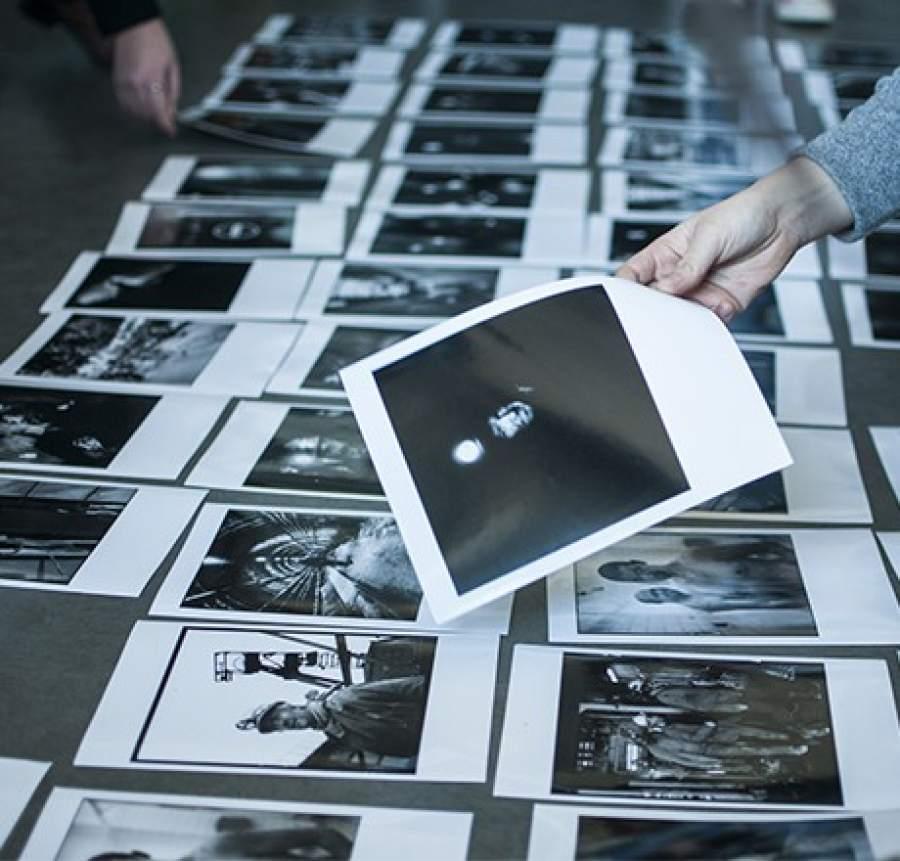 Auteur photographe d'art