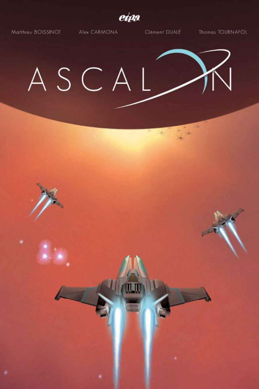Ascalon jeu video etpa