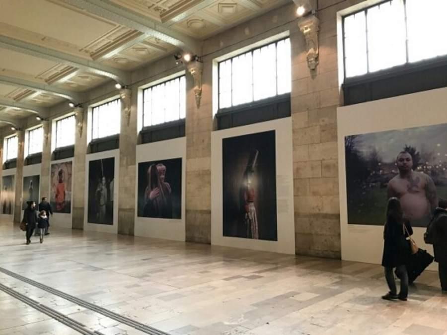 """Exposition """"Jeunes Générations"""" dans 5 gares françaises"""